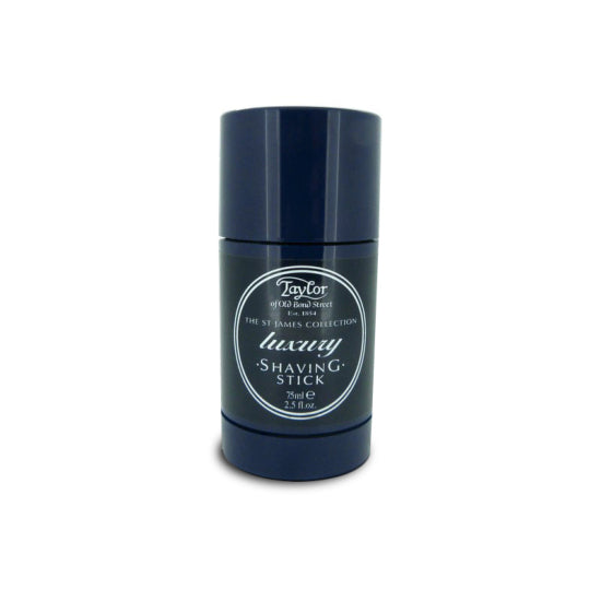 Taylor of Old Bond Street St James Shave Stick 75ml - Cyril R. Salter