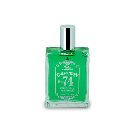 Taylor of Old Bond Street No. 74 Original Fragrance Lotion 100ml
