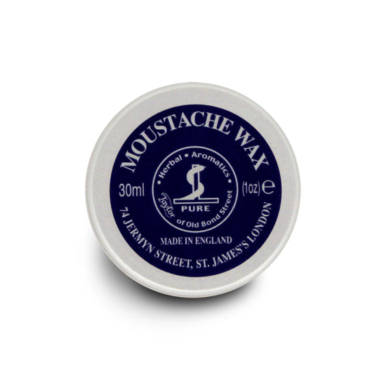 Taylor of Old Bond Street Moustache Wax 30ml Tin - Cyril R. Salter