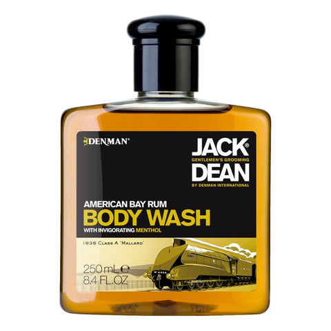 Jack Dean Bay Rum Bodywash 250ml - Cyril R. Salter