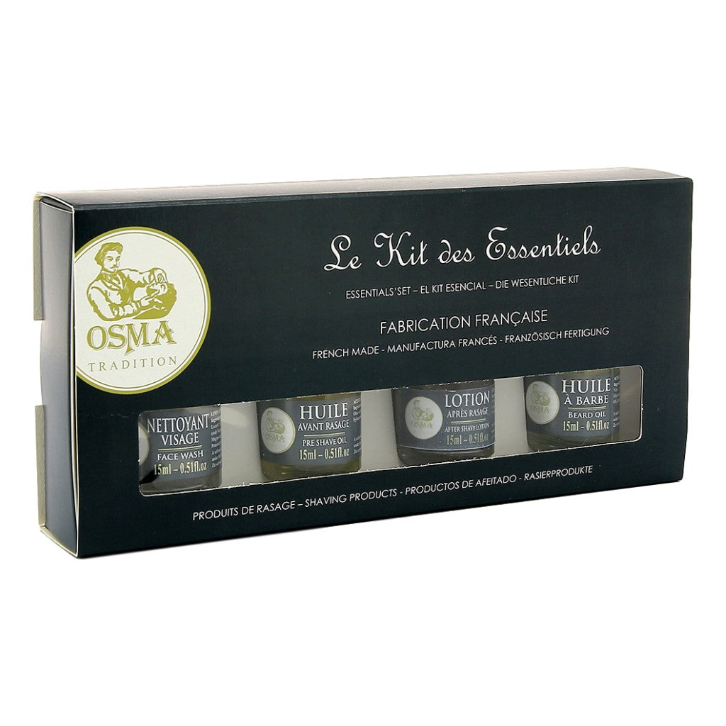 Osma Tradition Essential Gift Set - Cyril R. Salter