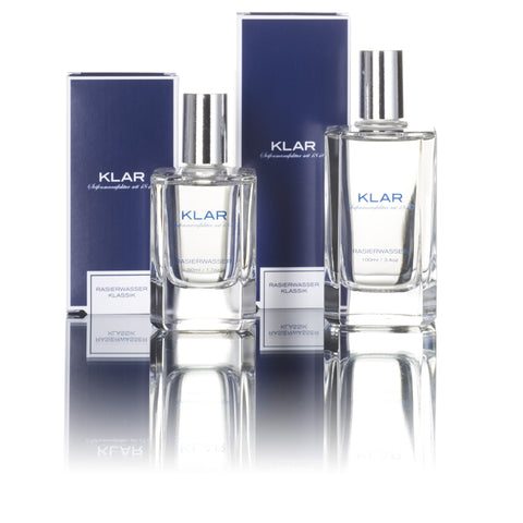 Klar Seifen Classic Aftershave - Cyril R. Salter