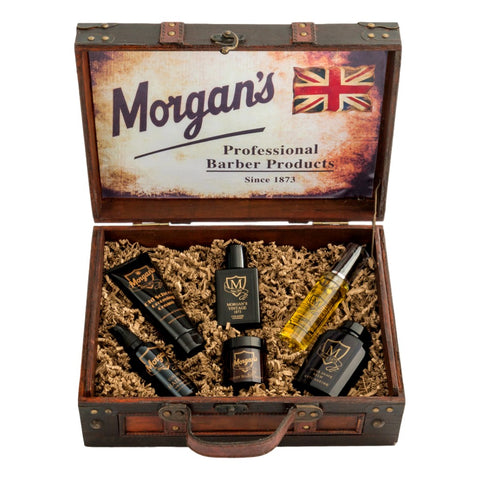 Morgan's Luxury Gift Case - Cyril R. Salter | Trade Suppliers of Gentlemen's Grooming Products