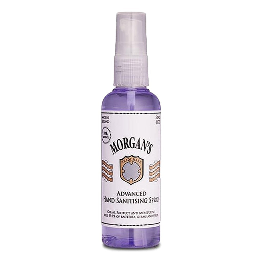 Morgan's Hand Sanitiser Spray 70%