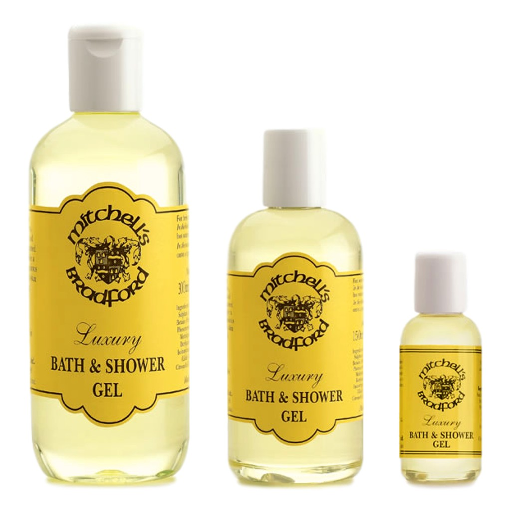 Mitchell's Original Bath & Showel Gel - Cyril R. Salter | Trade Suppliers of Gentlemen's Grooming Products