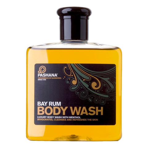 Pashana Bay Rum Body Wash 250ml - Cyril R. Salter
