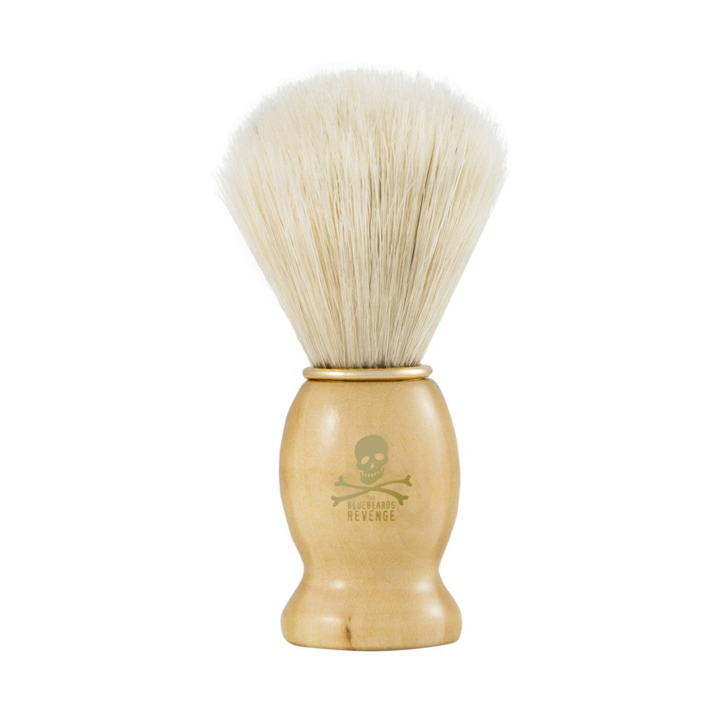 The Bluebeards Revenge Doubloon Synthetic Shaving Brush - Cyril R. Salter | Trade Suppliers of Gentlemen's Grooming Products
