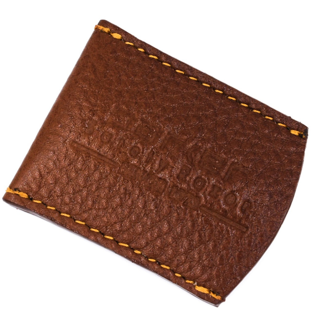 Parker Leather Razor Guard