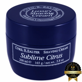 Cyril R. Salter Sublime Citrus Shaving Cream 165g