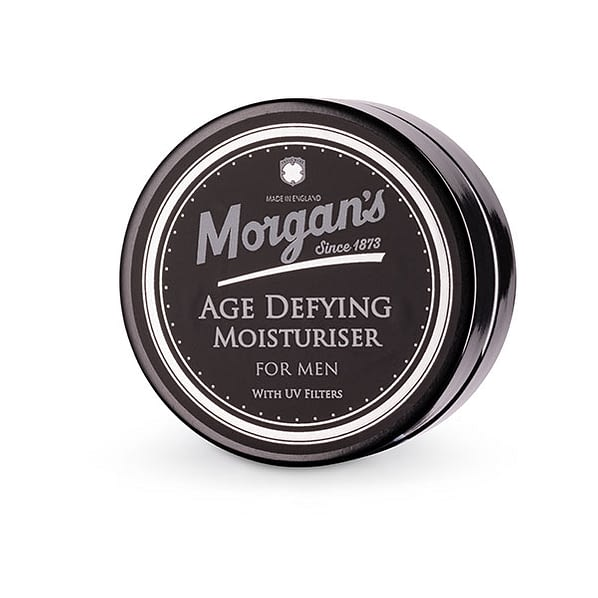 Morgans Age Defying Moisturiser for Men 45ml - Cyril R. Salter | Trade Suppliers of Luxury Grooming Products