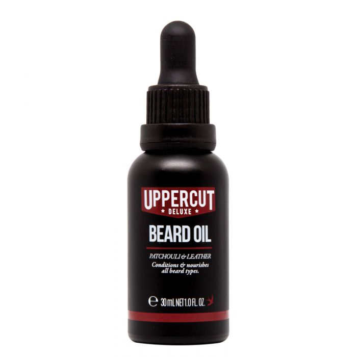 Uppercut Deluxe Beard Oil - Cyril R. Salter | Trade Suppliers of Gentlemen's Grooming Products