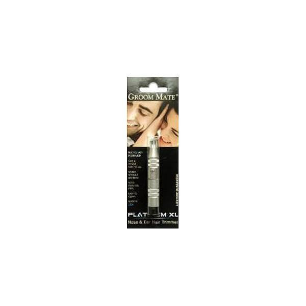 Body Care - Groom Mate Platinum XL Ear And Nose Trimmer - Cyril R. Salter