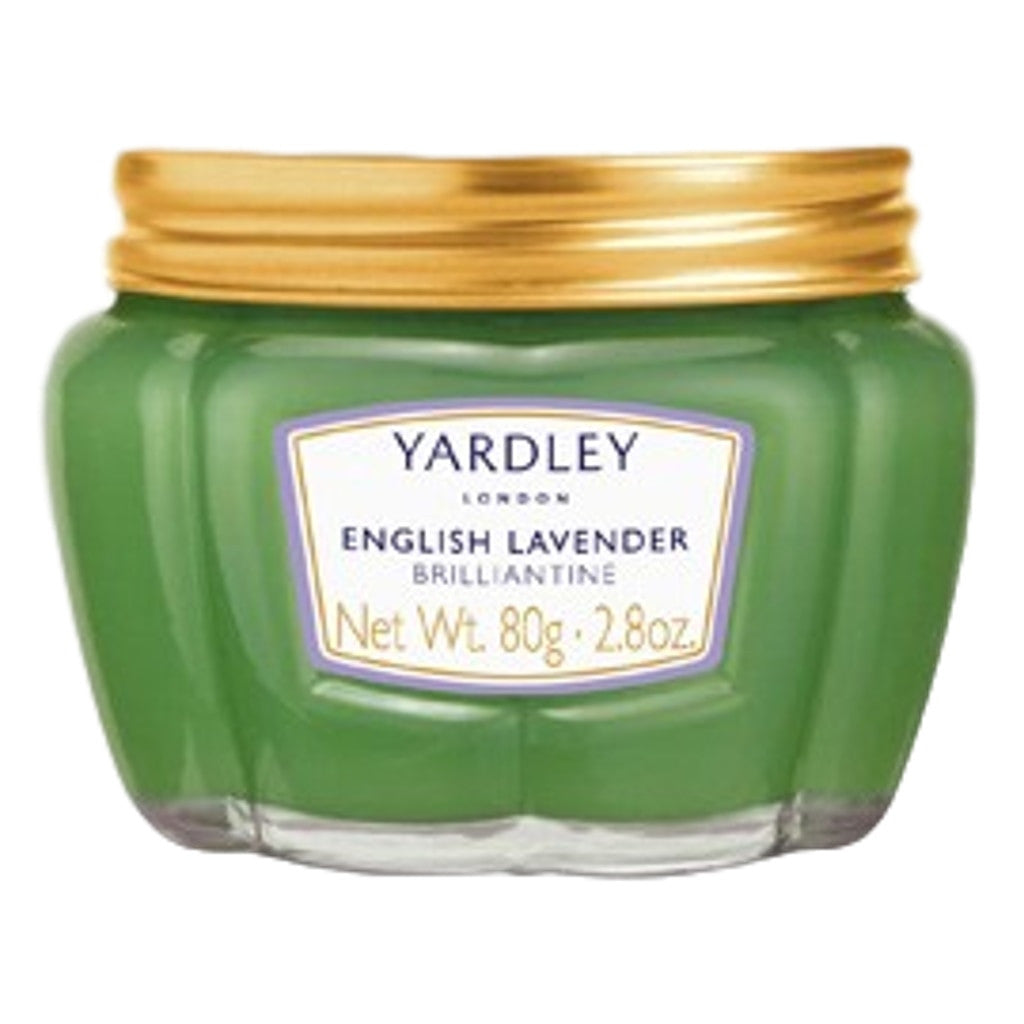 Yardley London English Lavender Brilliantine 80g - Cyril R. Salter | Trade Suppliers of Luxury Grooming Products