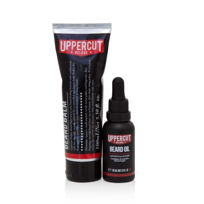 Uppercut Deluxe Beard Care Bundle - Cyril R. Salter | Trade Suppliers of Gentlemen's Grooming Products