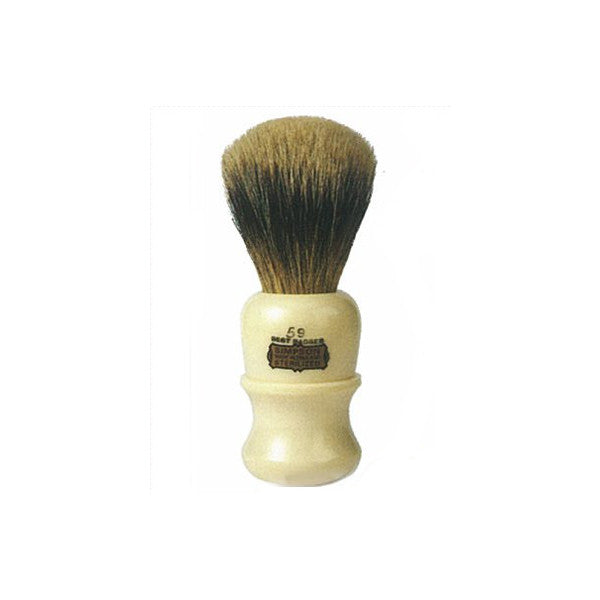 Simpsons 'The Fifty Series' Shaving Brush - Cyril R. Salter