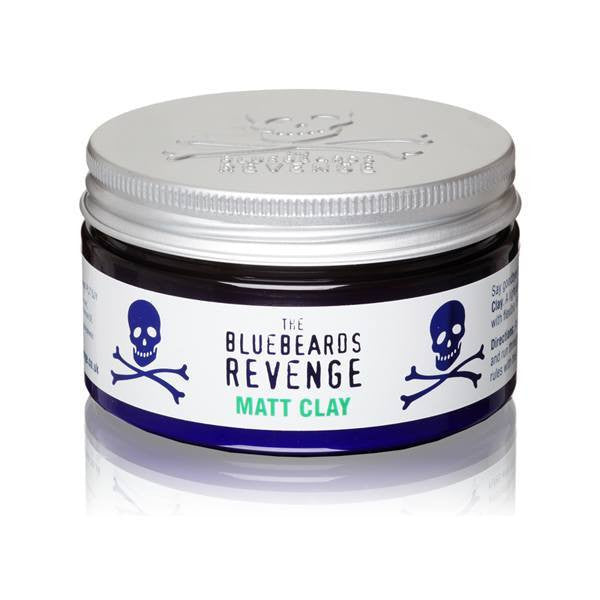 Hair Products - The Bluebeards Revenge Matt Clay (100ml)