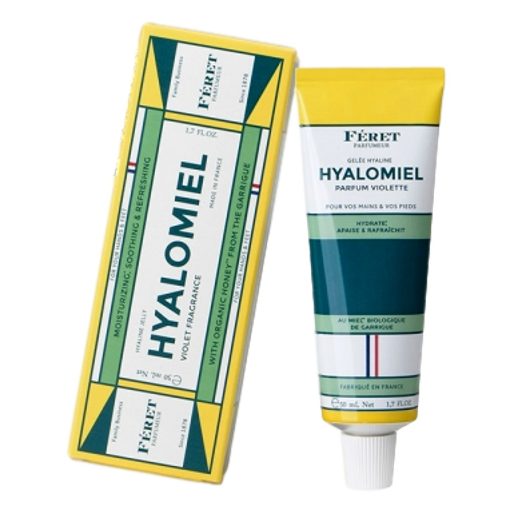 Féret Parfumeur Art Deco Hyalomiel Hand Cream 50ml - Cyril R. Salter | Trade Suppliers of Luxury Grooming Products