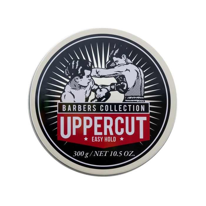 Uppercut Deluxe Easy Hold BarberTin 300g - Cyril R. Salter | Trade Suppliers of Gentlemen's Grooming Products
