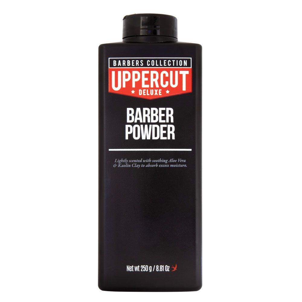 Uppercut Deluxe Barber Collection Barber Powder - Cyril R. Salter | Trade Suppliers of Gentlemen's Grooming Products