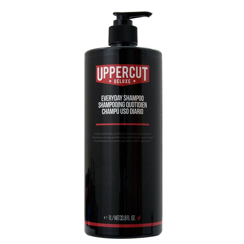 Uppercut Deluxe Barbers Everyday Shampoo 1ltr