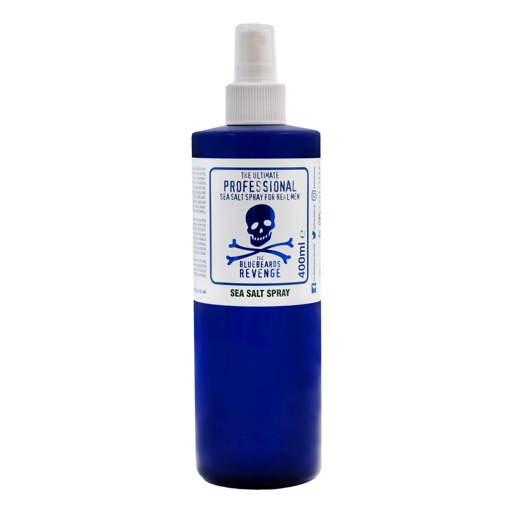The Bluebeards Revenge Professional Range Sea Salt Spray 400ml
