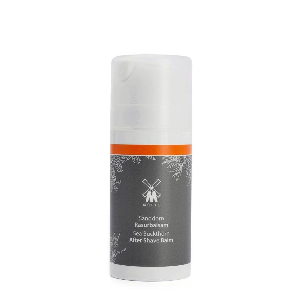 Post Shave Balm - MÜHLE Sea Buckthorn After Shave Balm