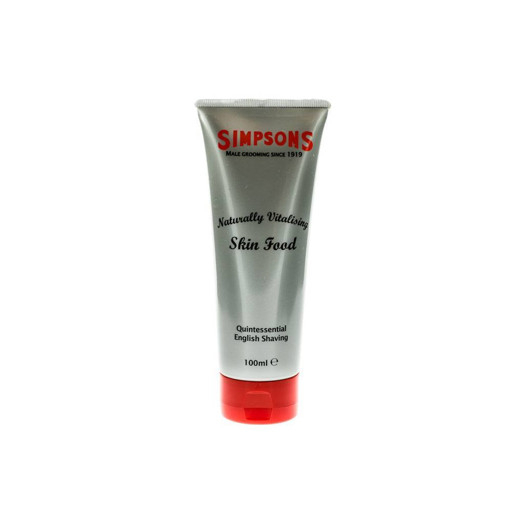 Post Shave Balm - Simpsons Skin Food 100ml