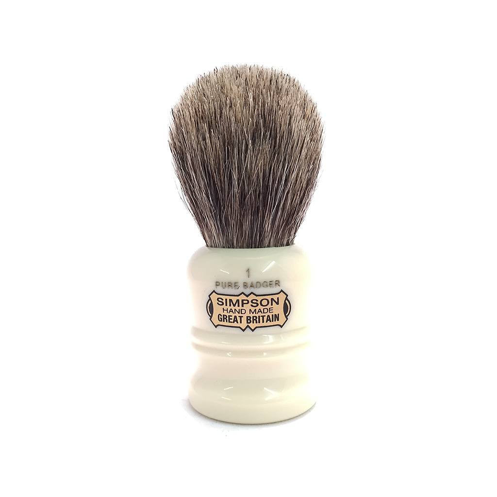 Shaving Brush - Simpsons 'The Duke' Shaving Brush