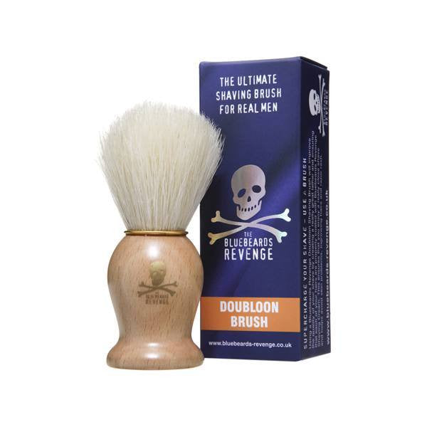 "Shaving Brush - The Bluebeards Revenge ""Doubloon"" Bristle Shaving Brush"