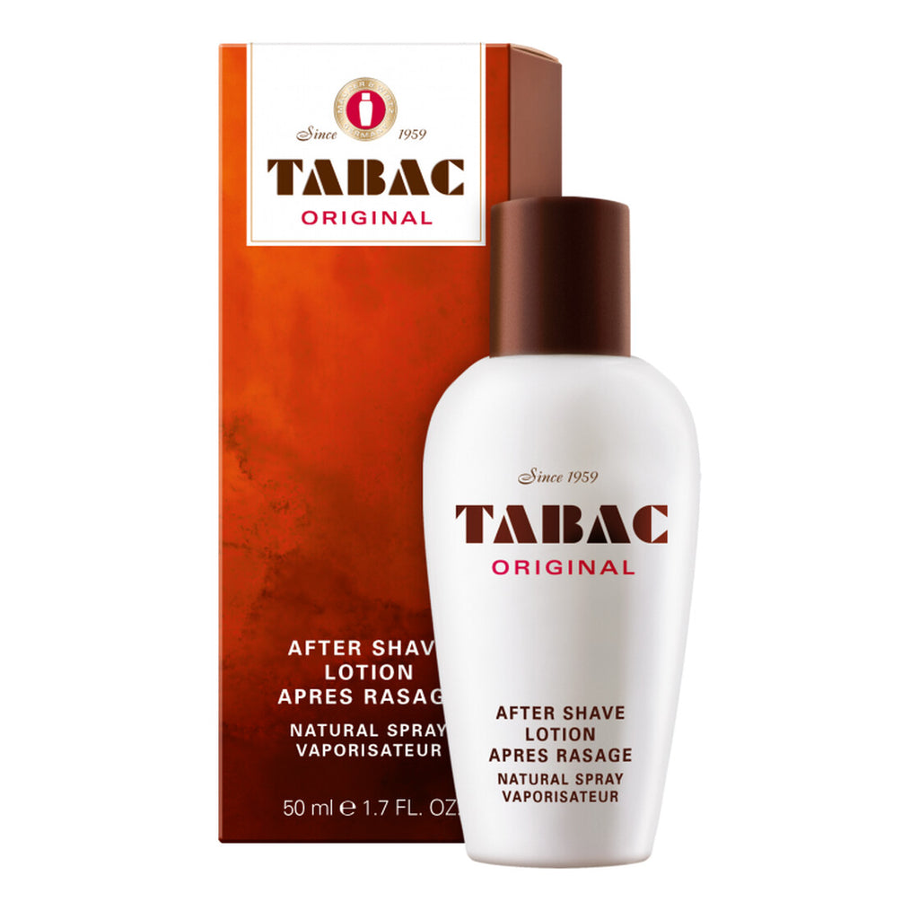 Cyril R. Salter | Trade Suppliers of Luxury Grooming Products - Tabac Aftershave Spray 50ml 431045