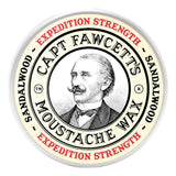 Captain Fawcett's Expedition Strength Moustache Wax