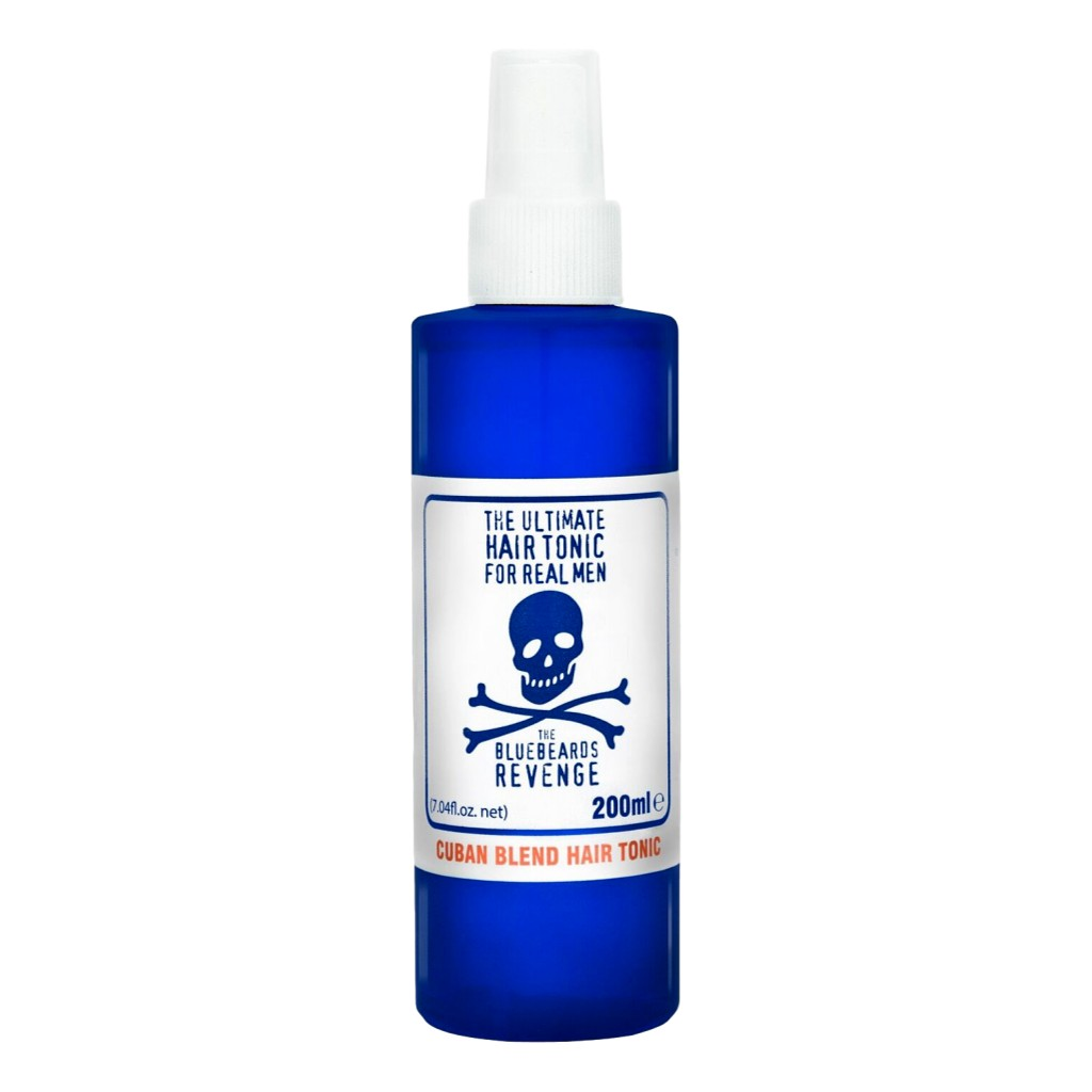 The Bluebeards Revenge Cuban Blend Hair Tonic 200ml - | Trade Suppliers of Gentlemen's Grooming Products