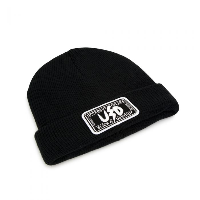 Uppercut Deluxe Beenie - Cyril R. Salter | Trade Suppliers of Gentlemen's Grooming Products
