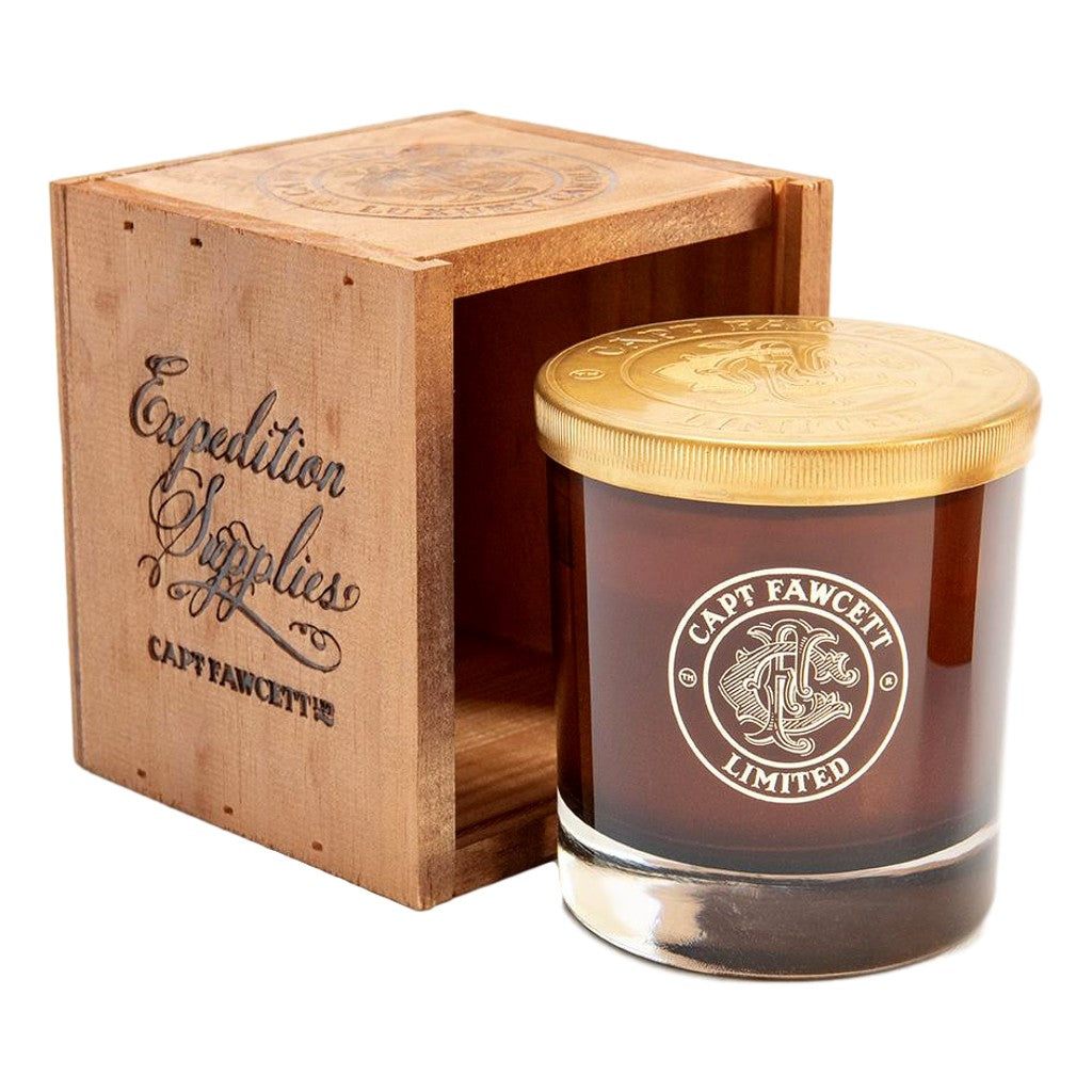 Captain Fawcett's Luxurious Himalayan Temple Oud Soy Candle