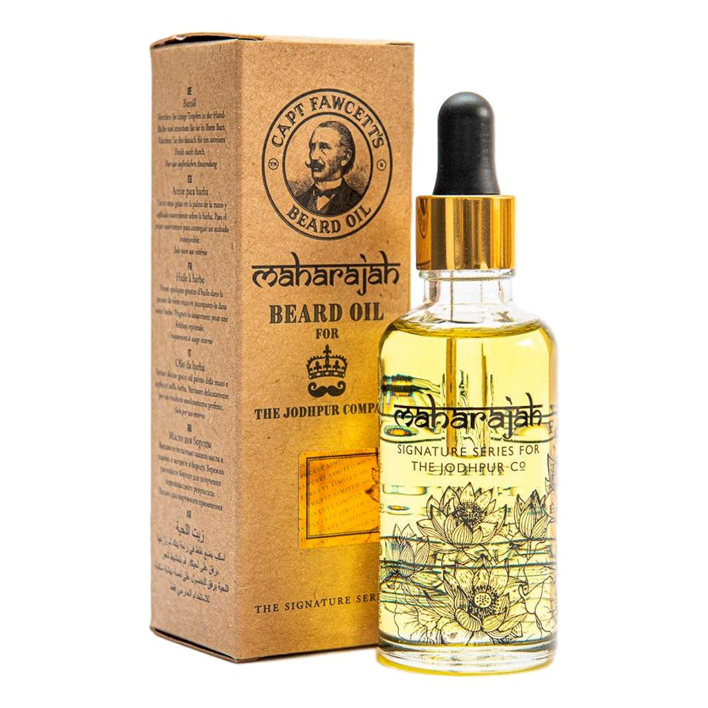 Captain Fawcett's Maharajah Beard Oil