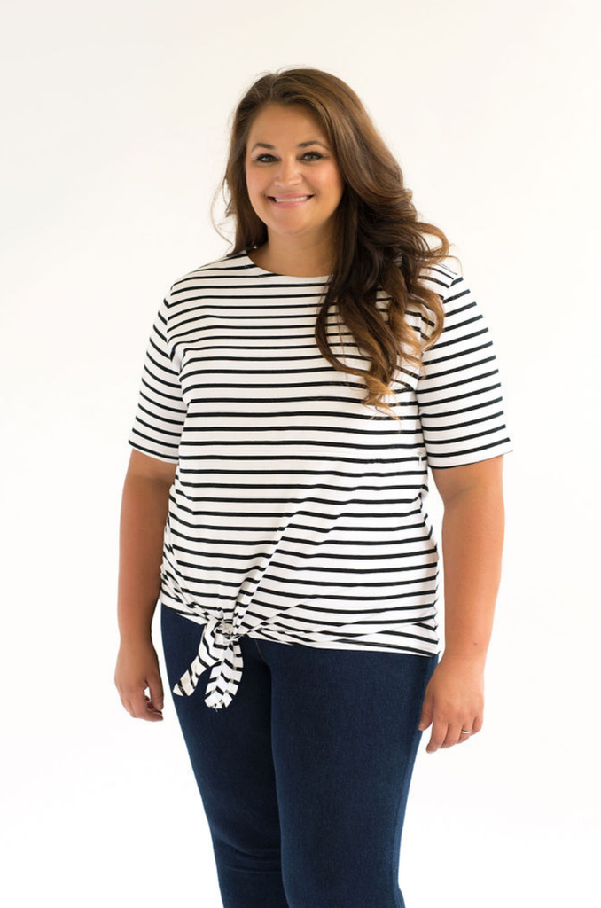 Plus size nursing tshirt