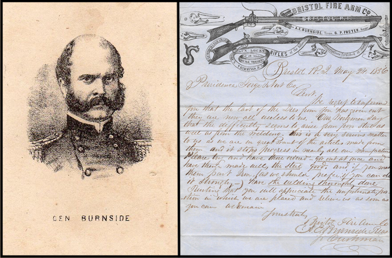 A Rare Bit of Civil War Ephemera in America's Firearms Weapons Manufacturing History