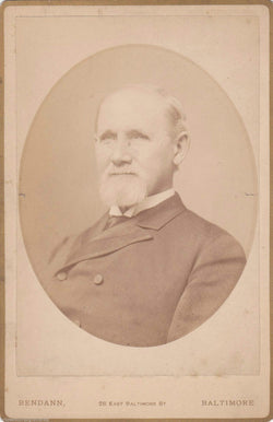 Orland Smith Union Civil War General Battle of Wauhatchie Cabinet Card Photo
