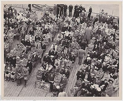 USS Oriskany Cv-34 Us Aircraft Carrier Commissioning Restricted 8x10 Photos  Lot