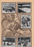 ICE HOCKEY CANADA & JAPAN OLYMPICS 1936 PHOTO CARDS POSTER PRINT - K-townConsignments