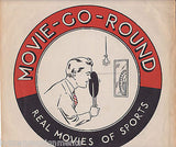HOW TO IMPROVE YOUR HITTING VINTAGE BASEBALL TRAINING MOVIE GO ROUND BATTING - K-townConsignments