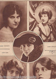 JANE COWL MADE KENNEDY INA CLAIRE SILENT MOVIE ACTRESS VINTAGE 1922 POSTER PRINT - K-townConsignments