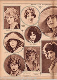 MARY PICKFORD LILLIAN GISH BETTY COMPSON 1920s MOVIE ACTRESSES POSTER PRINT - K-townConsignments