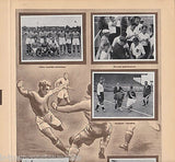 SOCCER GERMAN ITALY USA BASKETBALL EVENTS OLYMPICS 1936 PHOTO CARDS POSTER PRINT - K-townConsignments