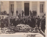 President Calvin Coolidge Funeral Service Memorial Antique News Press Photo - K-townConsignments