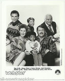 ALEX KARRAS DETROIT LIONS FOOTBALL & WEBSTER TV ACTOR AUTOGRAPH SIGNED PHOTO - K-townConsignments