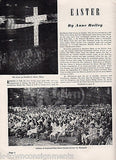 THE ISLANDER MAGAZINE VINTAGE WWII GRAPHIC HAWAIIAN MILITARY NEWS MAY 1946 - K-townConsignments