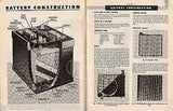 ASSOCIATION OF AMERICAN BATTERY MANUFACTURERS VINTAGE CAR BATTERY SERVICE MANUAL - K-townConsignments