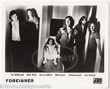FOREIGNER BAND IAN MACDONALD VINTAGE FRANK DRIGGS COLLECTION MUSIC PROMO PHOTO - K-townConsignments