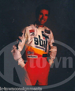 DARRELL WALTRIP SUPERFLO OIL VINTAGE VINTAGE NASCAR ADVERTISING PHOTO NEGATIVE - K-townConsignments